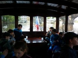 Výlet - Karlův most