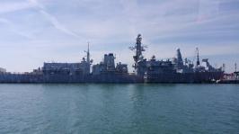 Výletní loď v  Portsmouthu_7